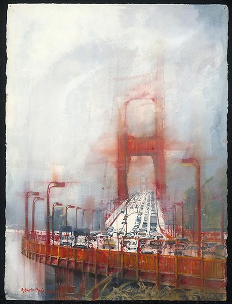 Antonio Masi,  Golden Gate Bridge 金門大橋