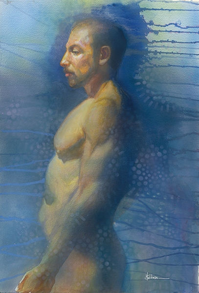 史蒂芬妮.歌德曼-水與氣