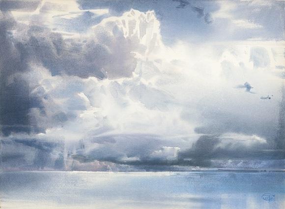 謝爾蓋.泰梅爾夫-雷雨的柔軟雙翼